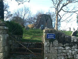 Wheathill Graveyard
